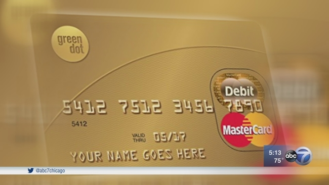 dont be confused by what may look like gift cards abc7chicagocom - Prepaid Debit Cards That Don T Require Ssn