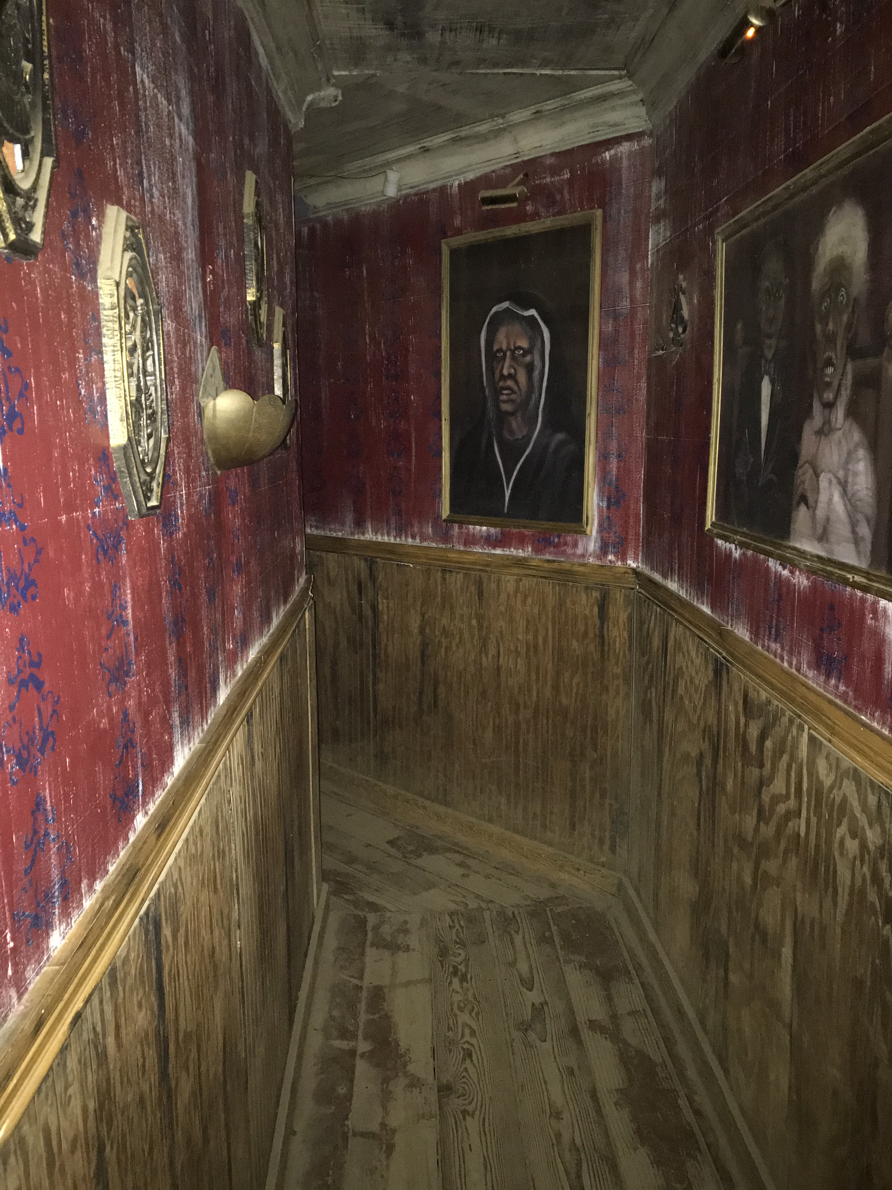Top 5 Haunted Houses In Our Area Abc11com