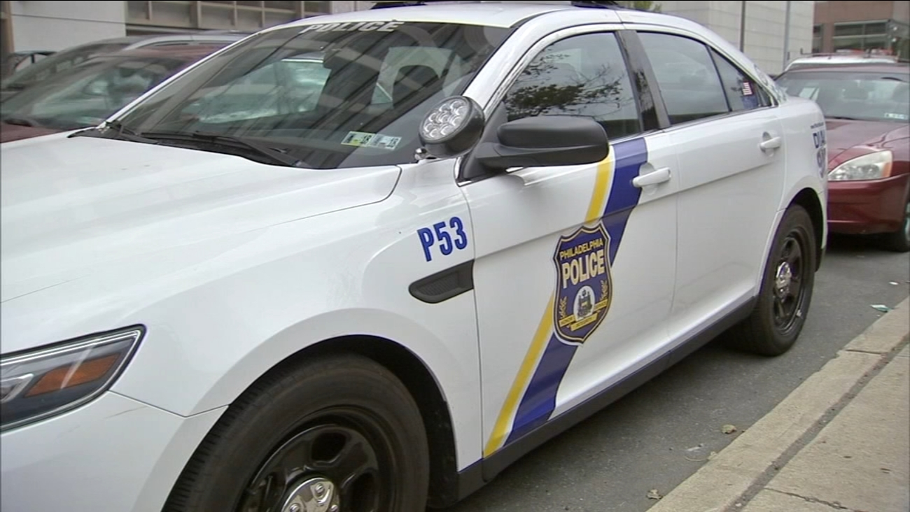 Philadelphia Police Unveil Cars With Bulletproof Windows 6abc Com