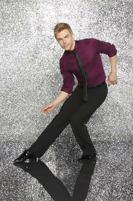 "<div class=""meta image-caption""><div class=""origin-logo origin-image ""><span></span></div><span class=""caption-text"">Now on to the veterans. Five-time winner Derek Hough will be back again this season. (ABC Photo/ ABC)</span></div>"