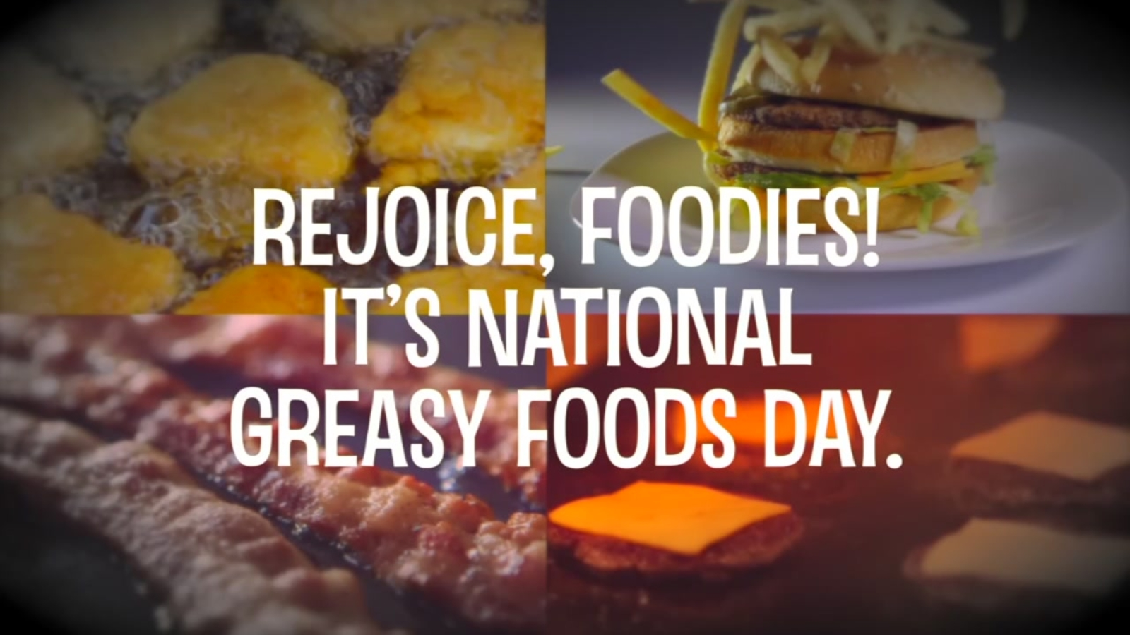 Here's where you can celebrate National Greasy Food Day ...