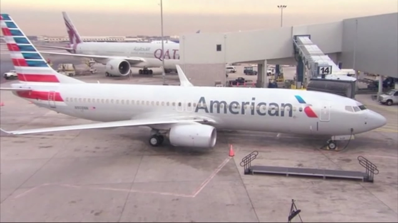 American Airlines cancels flights out of RDU ahead of Michael