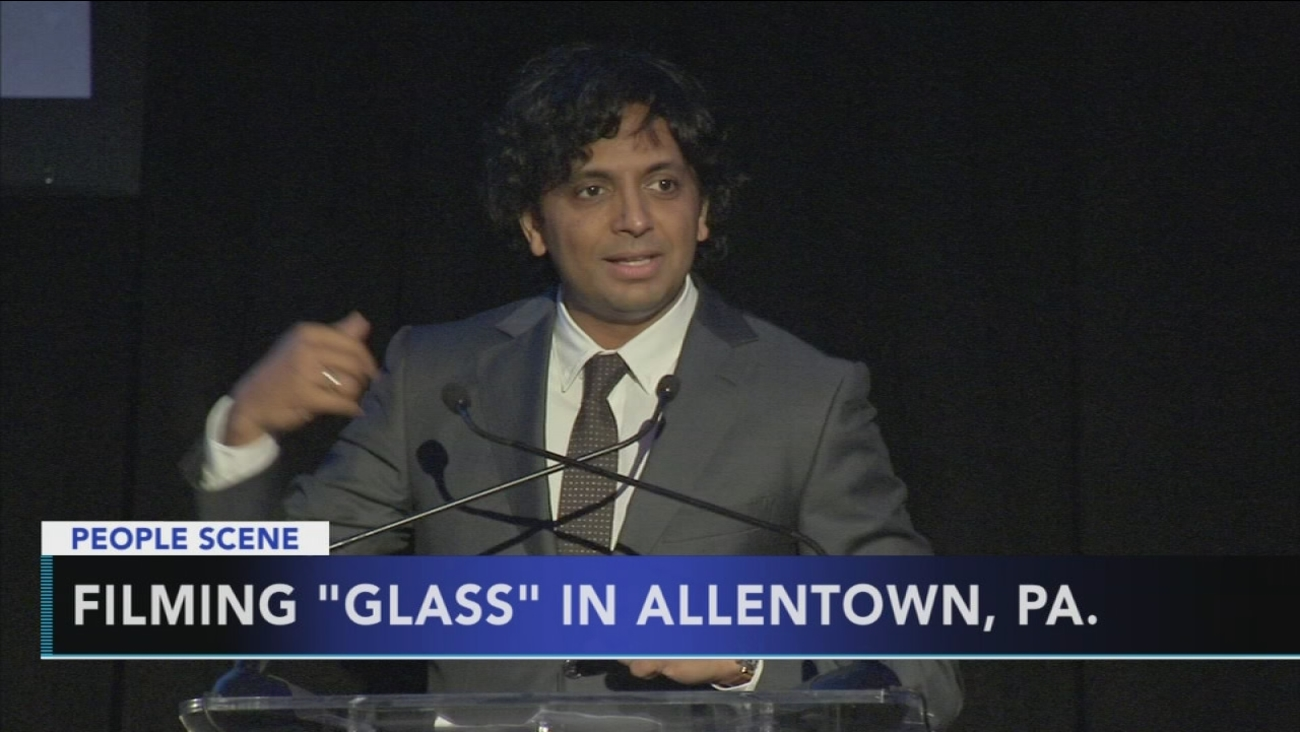 Shyamalan's 'Glass,' to film in shuttered mental hospital