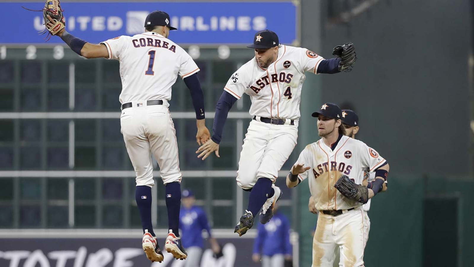 Astros Beat Dodgers 5 3 In Game 3 Take 2 1 Lead In World Series Abc13 Com