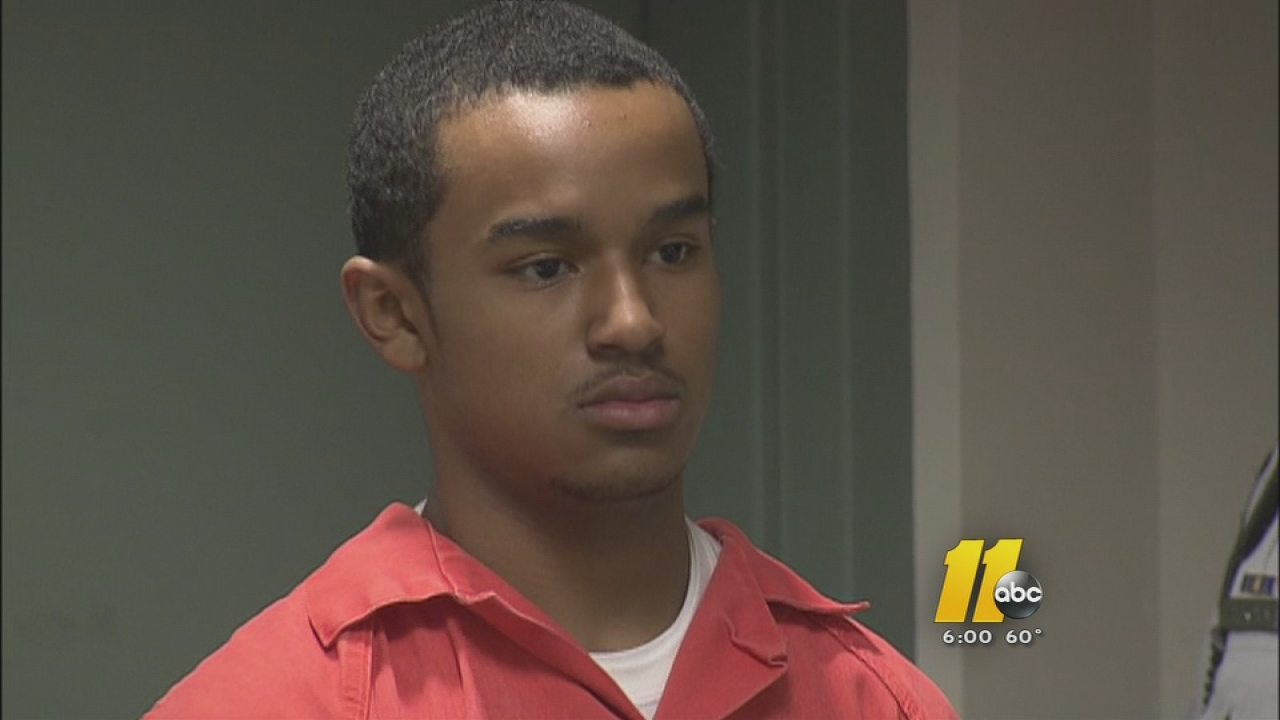 Je'Michael Malloy in court