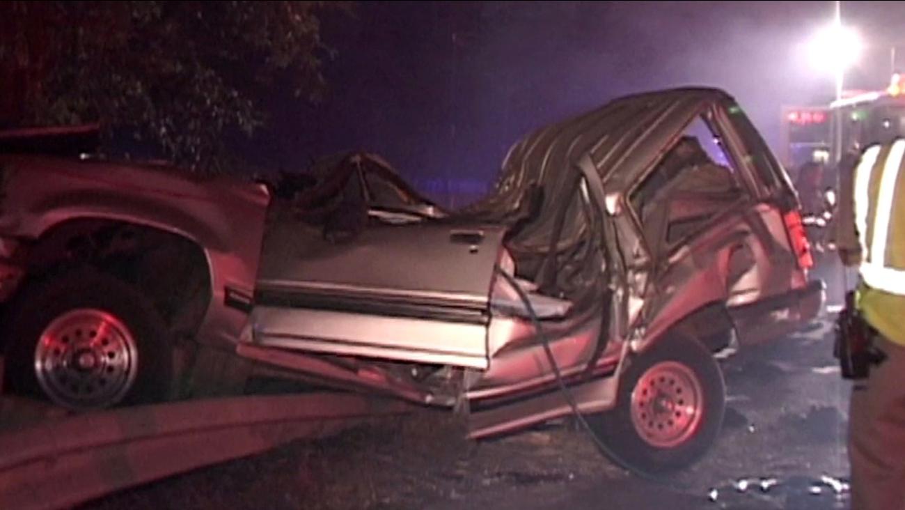 Man killed in crash on Highway 101 in Santa Rosa | abc7news com