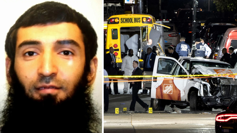 Team coverage: New details about suspect in NYC terror attack