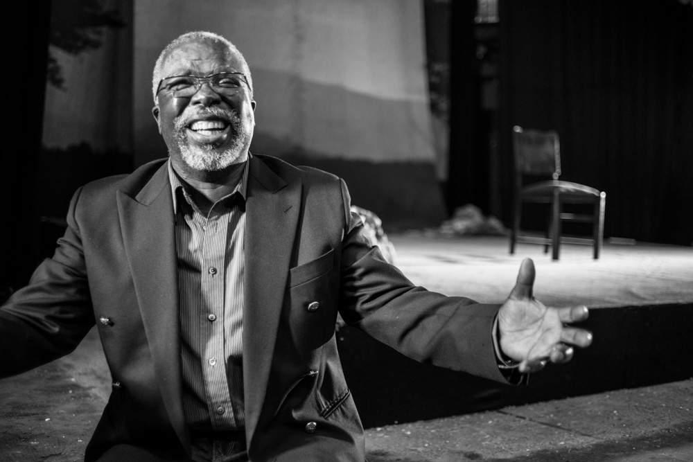 "<div class=""meta image-caption""><div class=""origin-logo origin-image none""><span>none</span></div><span class=""caption-text"">John Kani will play Rafiki in ""The Lion King."" (Gary Van Wyk/Ginkgo Agency/www.21Icons.com via Getty Images)</span></div>"