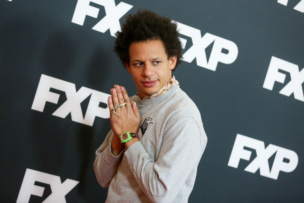"<div class=""meta image-caption""><div class=""origin-logo origin-image none""><span>none</span></div><span class=""caption-text"">Eric Andre will play Azizi in ""The Lion King."" (Rich Fury/Invision/AP)</span></div>"