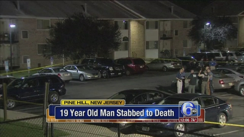 VIDEO: Teen stabbed multiple times in Pine Hill, NJ
