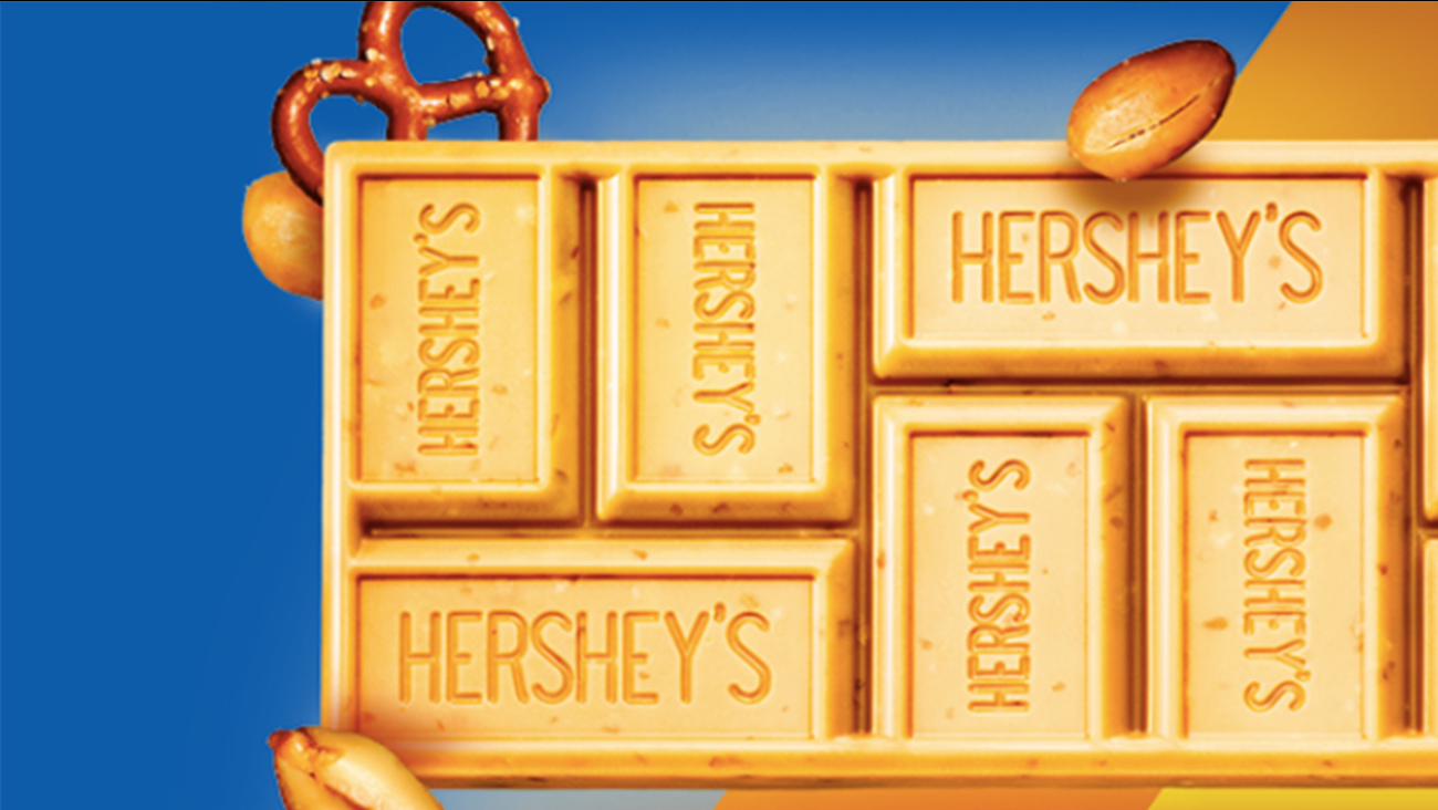 Hershey's Gold will go on sale Dec. 1
