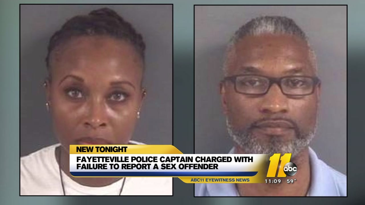 Sex offender in fayetteville nc