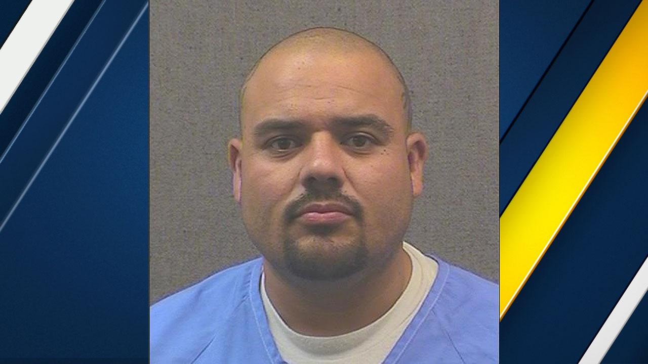 Edgar Gonzalez, 29, is shown in a mugshot.