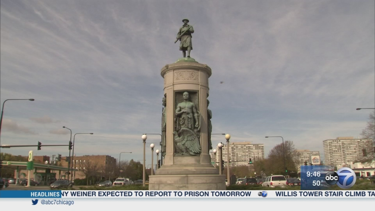 Newsviews Part 1: Honoring African-American WWI veterans