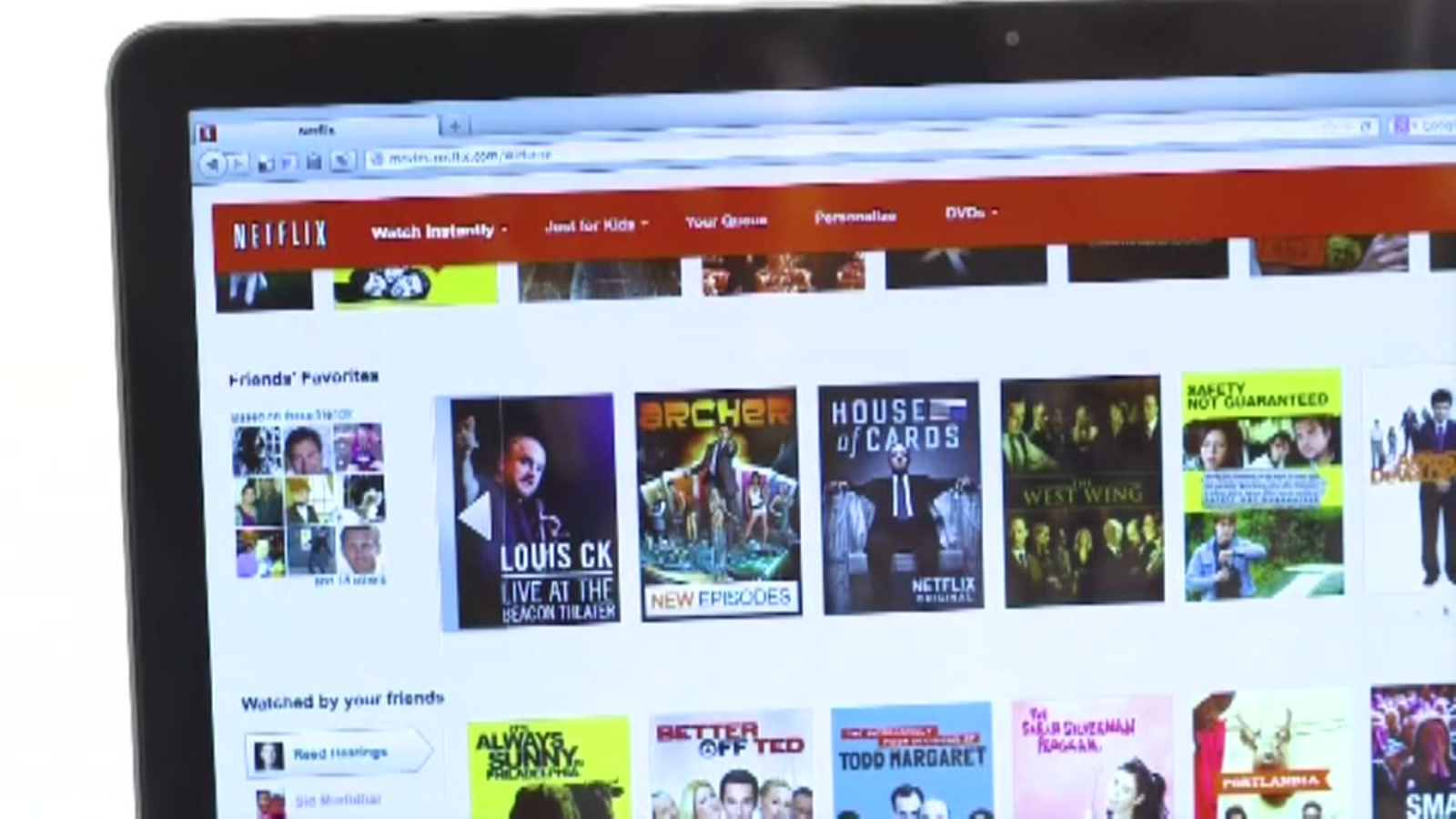 Beware of the Netflix email scam