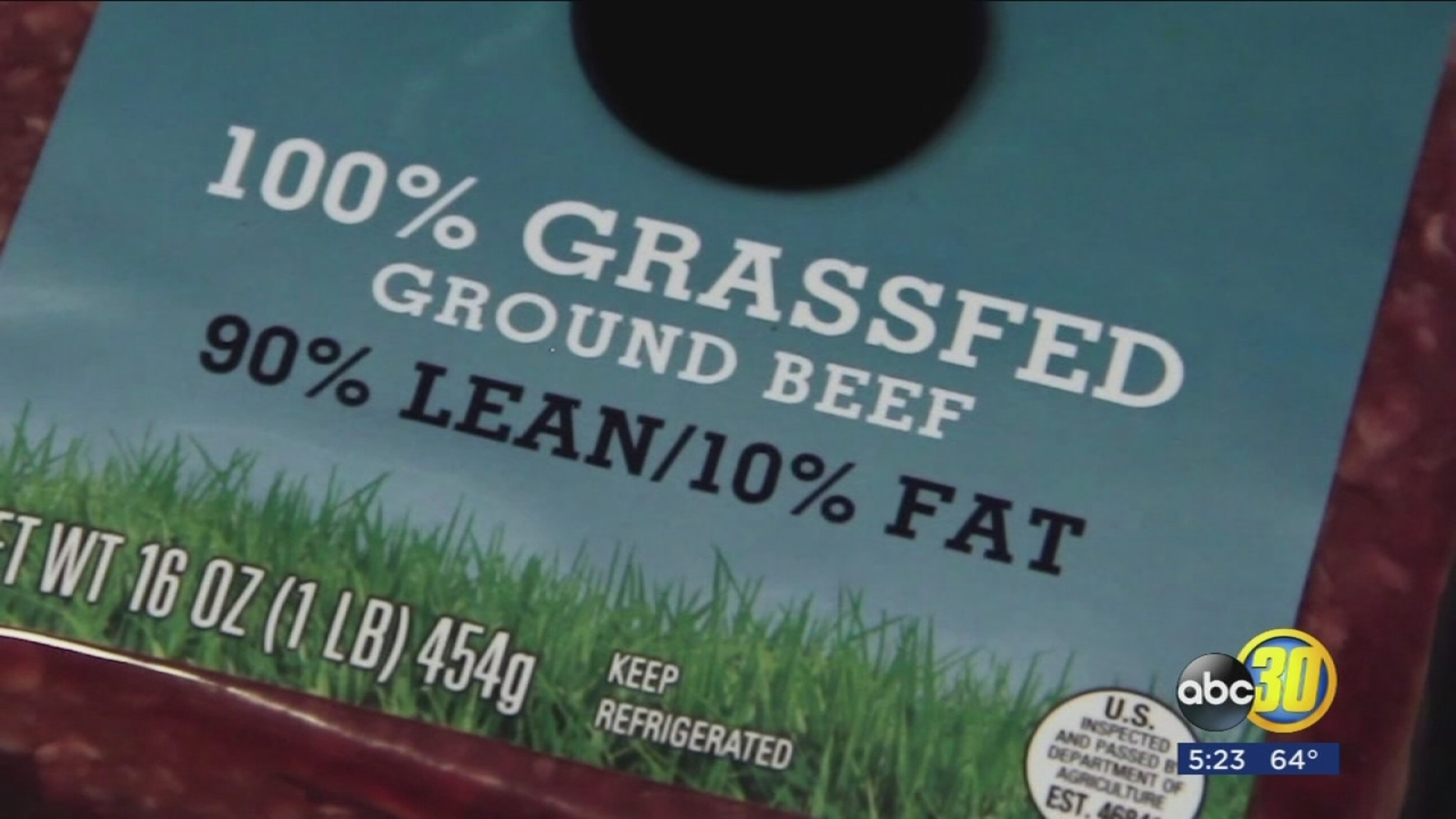 What Exactly Is Grass Fed Beef Abc30 Fresno