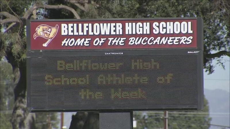 Bellflower High School boosts security after threat