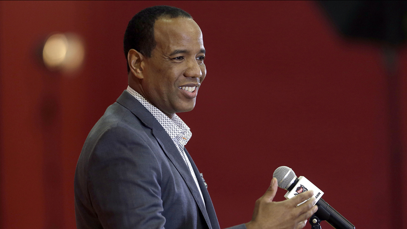 NC State coach Kevin Keatts generic image september 2017 media day