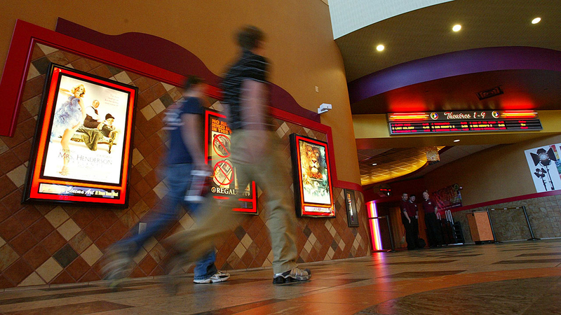 Movies for $1 at Regal Cinema