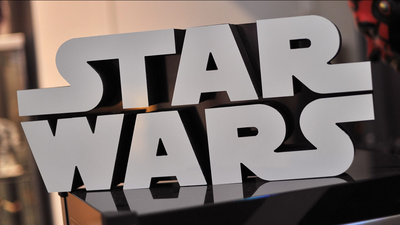 Image of the star wars logo