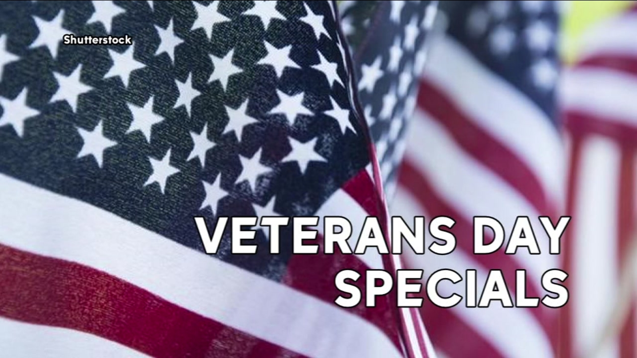Veterans Day 2018 Here S Where Service Members Can Get Freebies