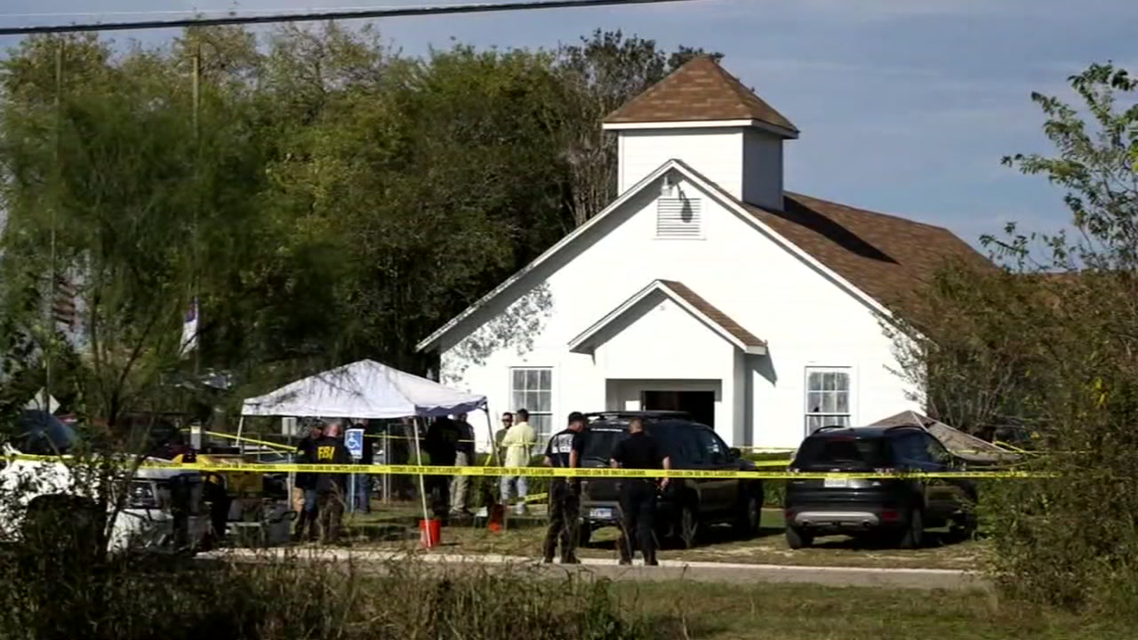 Texas Supreme Court rules Academy sports chain can't be sued for selling gun used in 2017 Sutherland Springs church mass killing