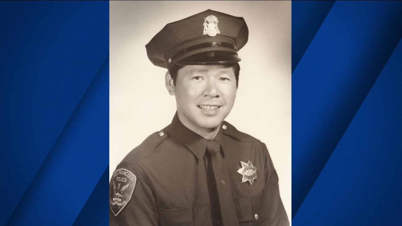 "Herbert ""Herb"" Lee, San Francisco's first full-time Chinese-American police officer is seen in this undated image."