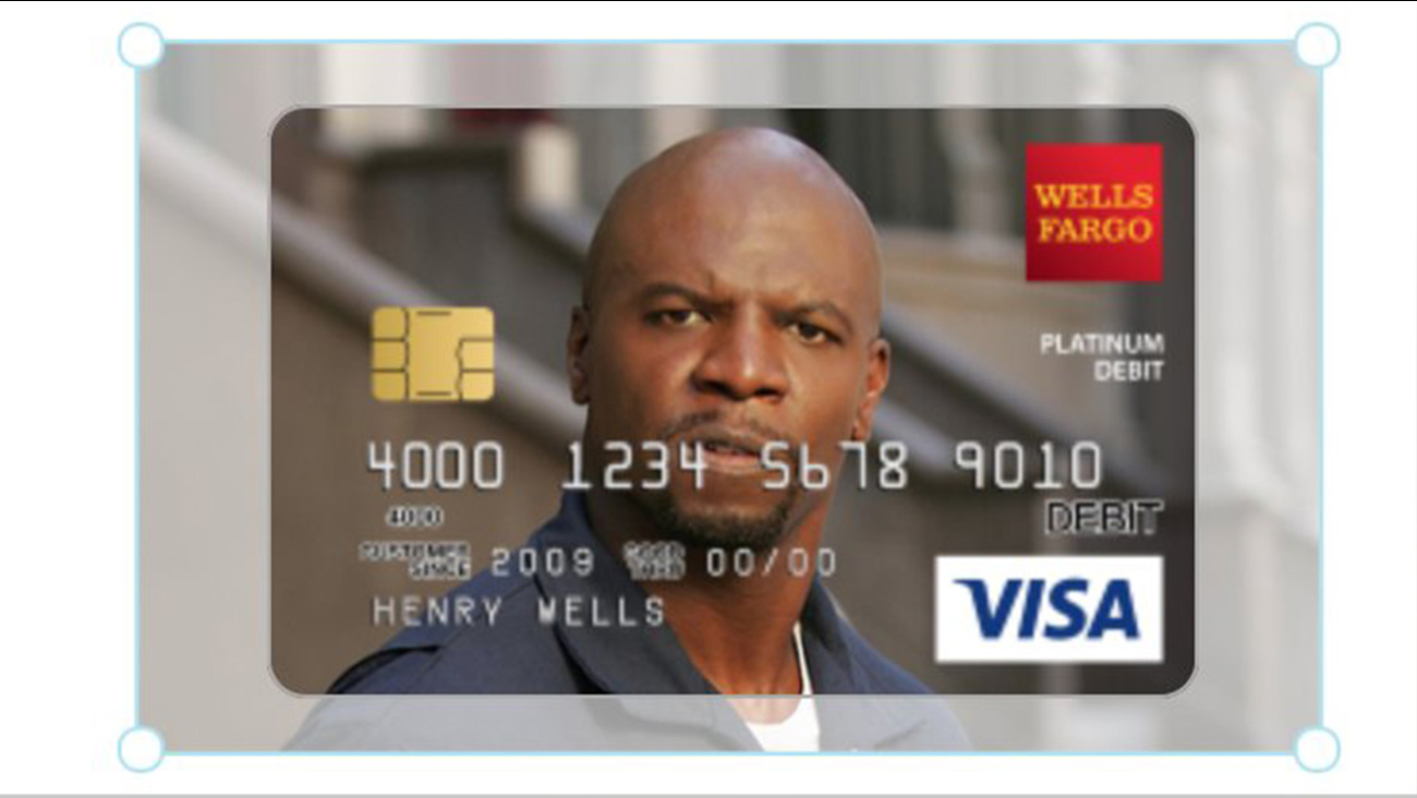 California Woman Hopes New Terry Crews Inspired Debit Card Will Help