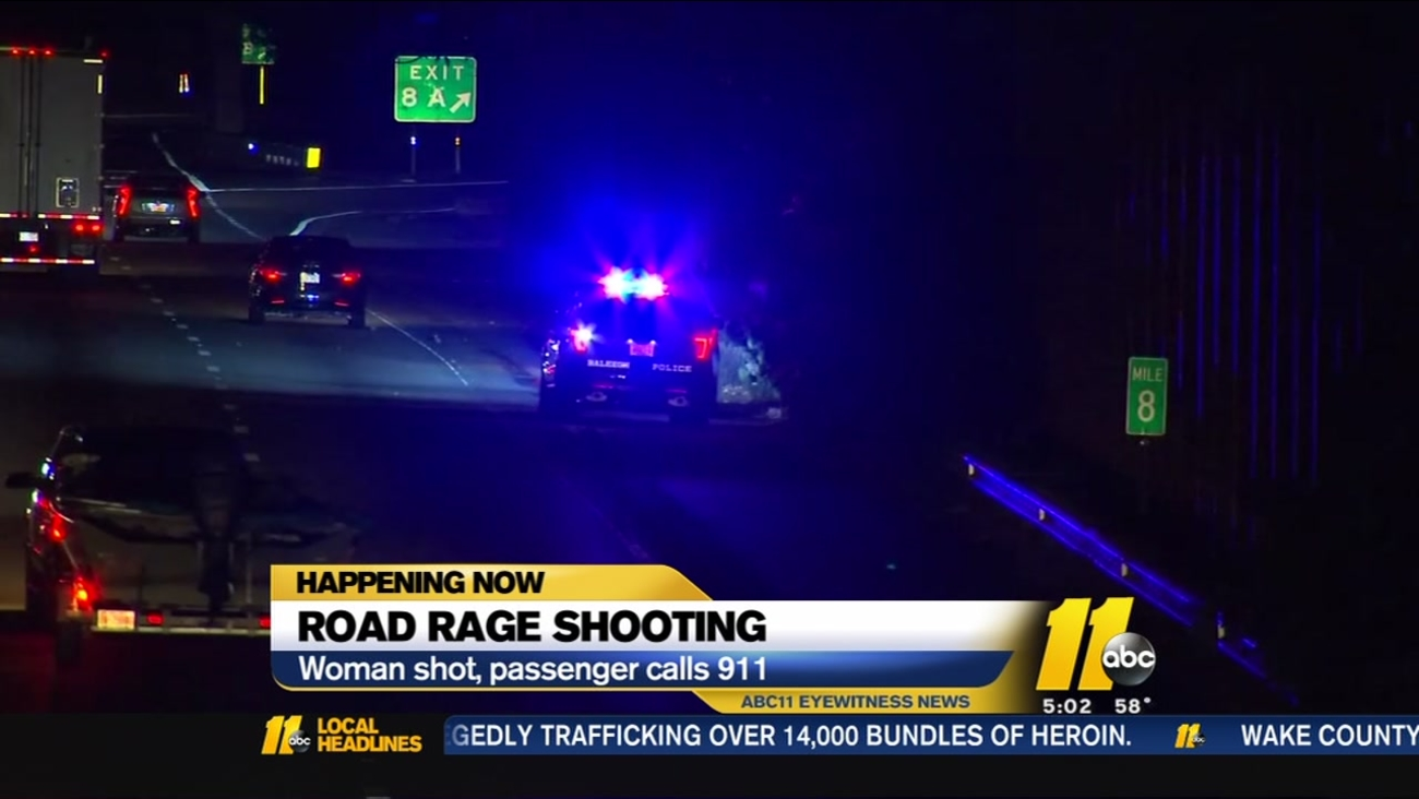 911 Reveals Chilling Moments Of Raleigh I 440 Road Rage Shooting