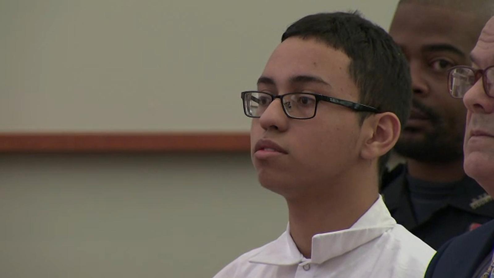 Trial begins for suspect in fatal Bronx school stabbing