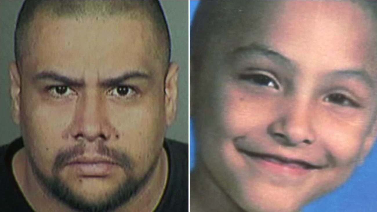 Isauro Aguirre (left) and Gabriel Fernandez (right) are seen in undated file photos.