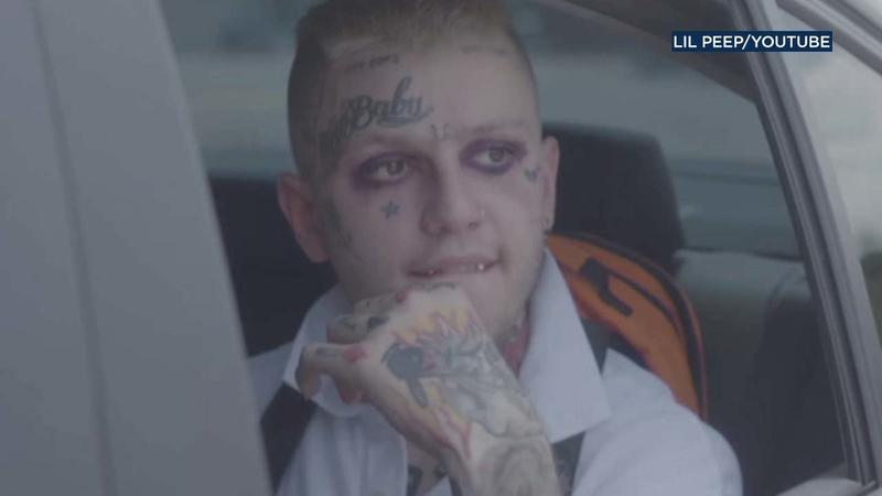 Report Toxic Combo Of Prescription Drugs Killed Rapper Lil Peep