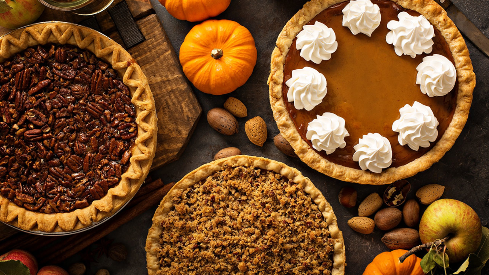 Instagram reveals top Thanksgiving pies by state - and many are scratching their heads