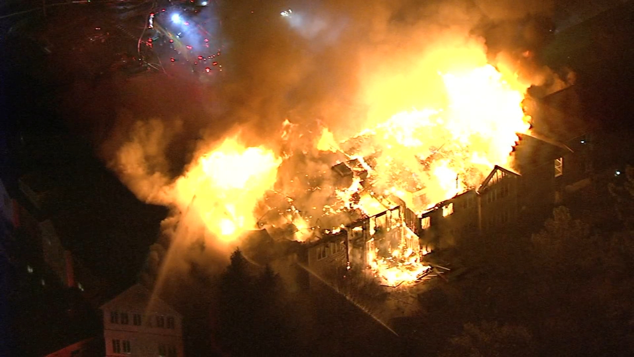 deadly west chester senior center fire likely started on outdoor