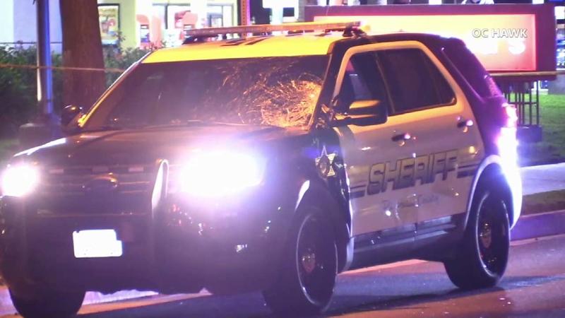 IE high school freshman struck, killed by sheriff's vehicle