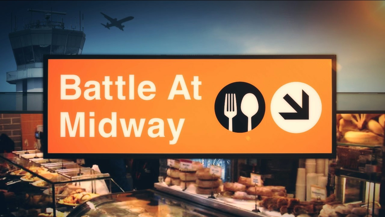 Battle At Midway Abc7chicagocom
