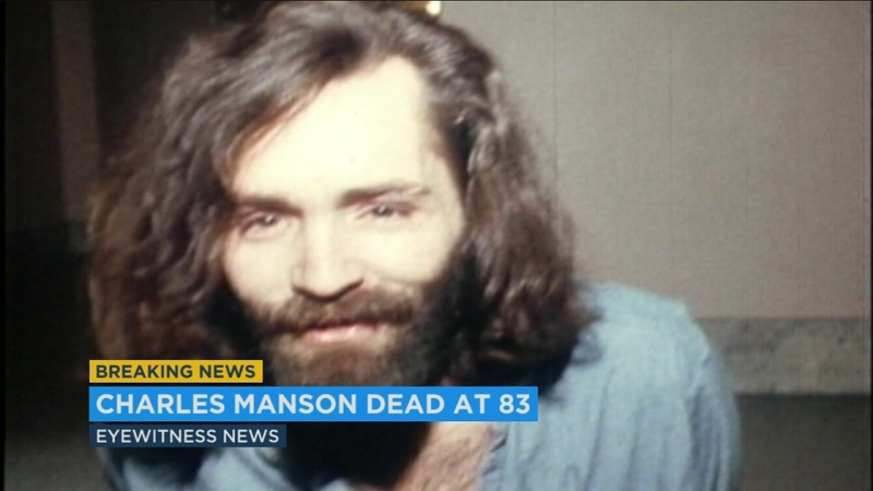 Charles Manson, notorious criminal and cult leader, dies at 83