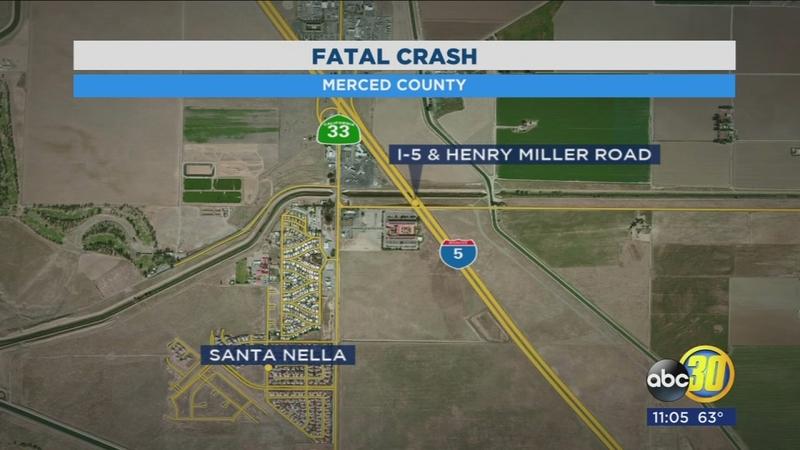 Man arrested after crash on I-5 that left 1 dead