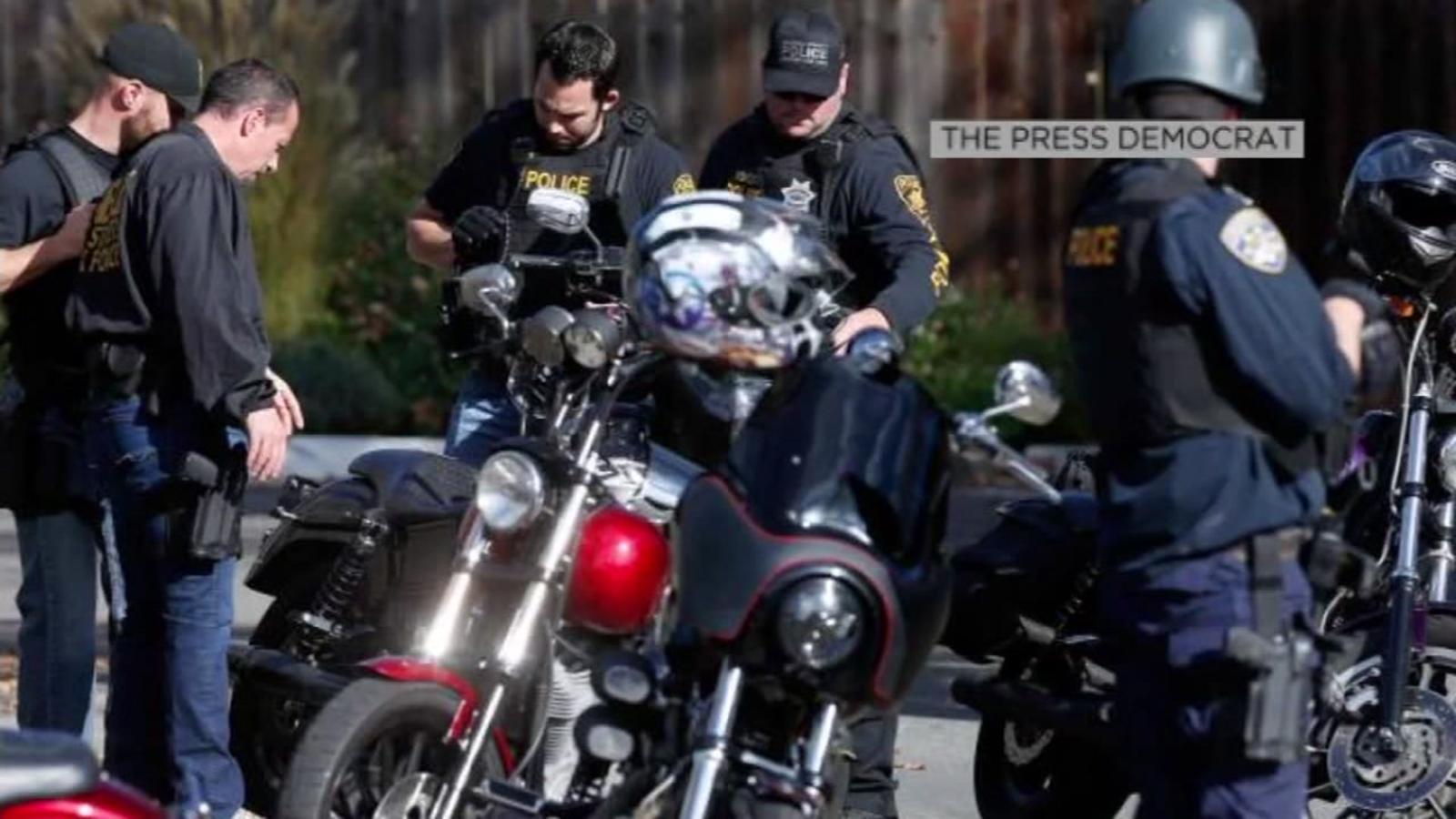 11 CA Hells Angels members indicted for racketeering, extortion, murder