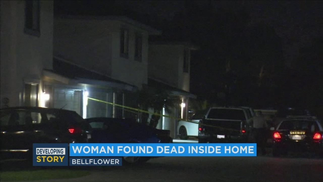 Bellflower Death Investigation Underway After Husband Wakes Up To