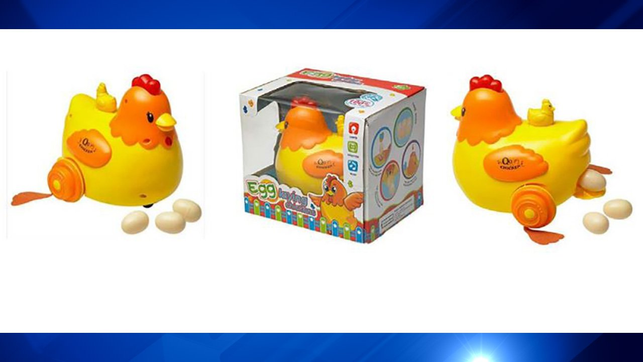 61c7212f99e7 PHOTOS  Shoppers warned of dangerous toys
