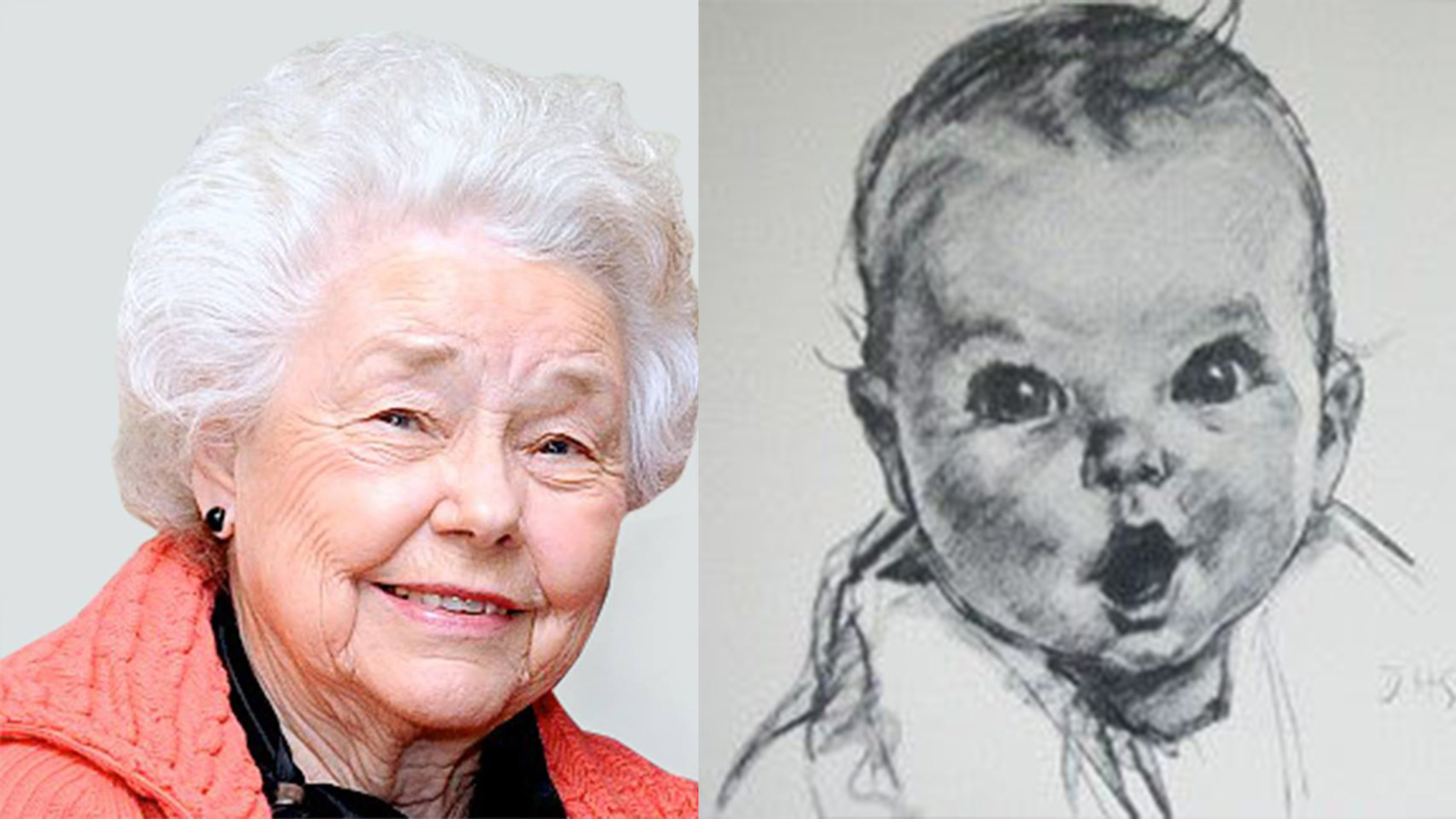 Original Gerber Baby Ann Turner Cook Celebrates 94th Birthday Abc7 Los Angeles