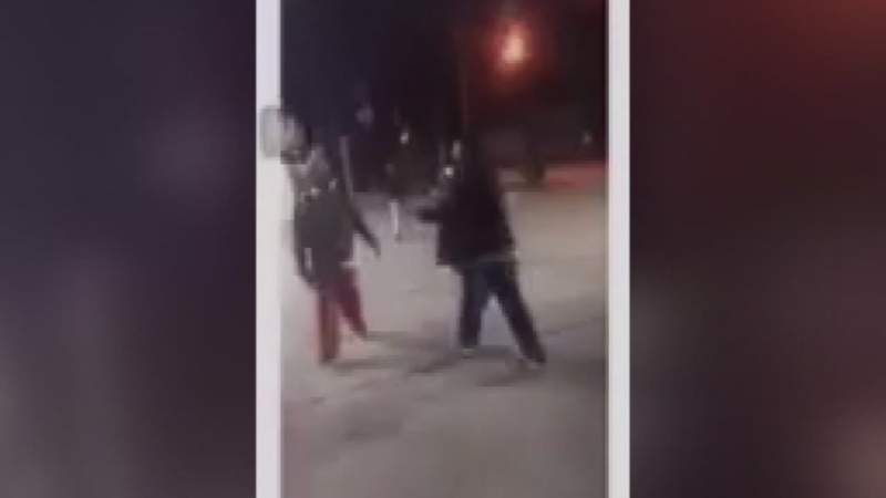 Deadly shooting captured on video in southwest Houston