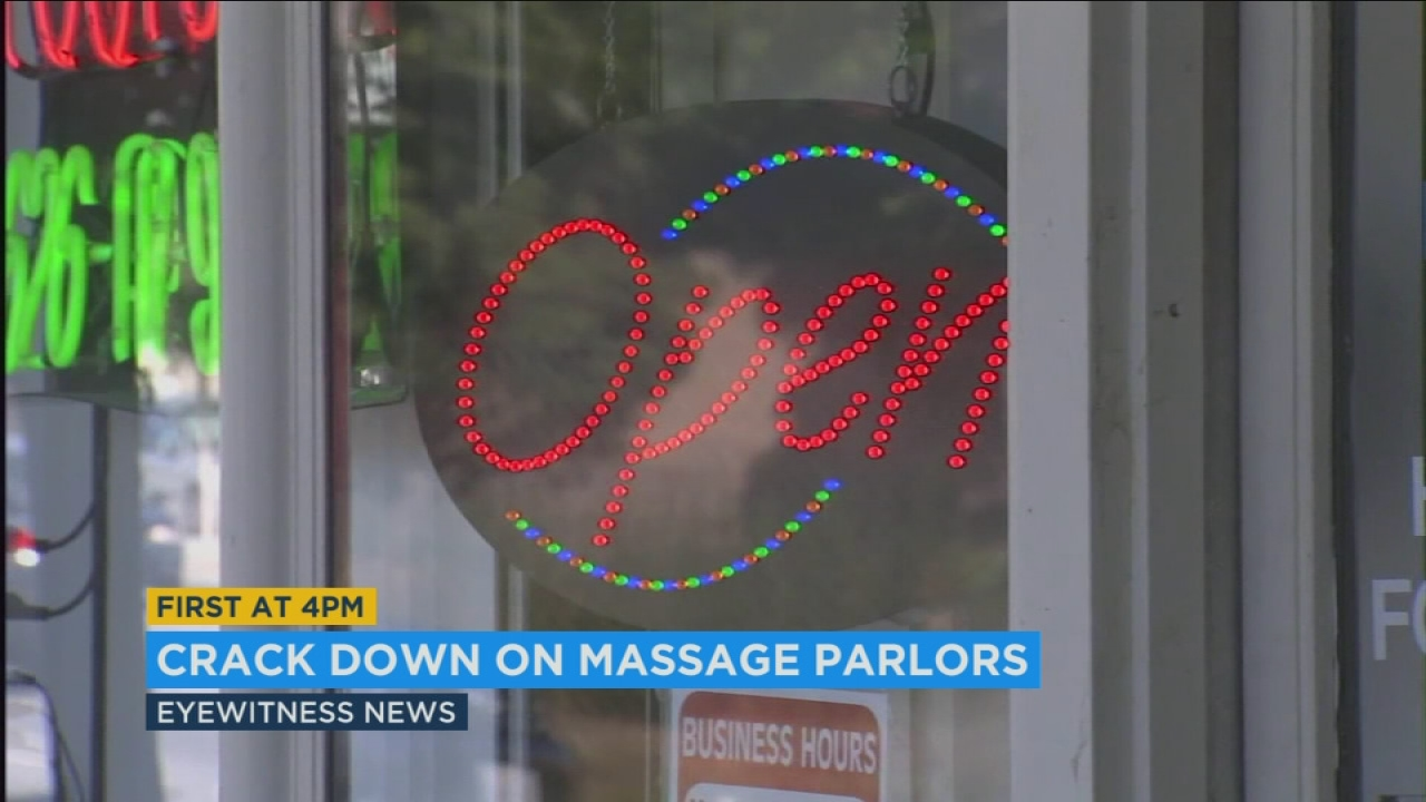 Massage Parlor Ventura