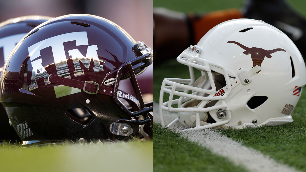 Why We Need The University Of Texas Texas A M Football Rivalry Back Abc13 Houston