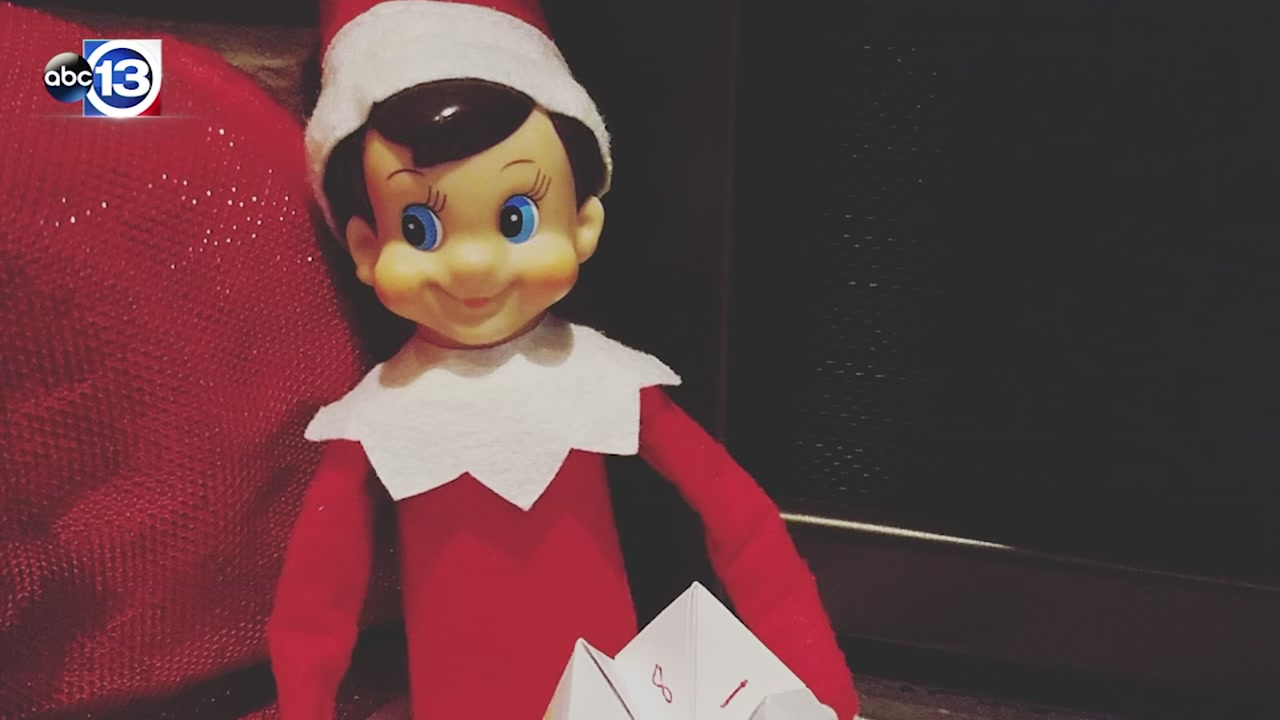 If Your Elf On The Shelf Didn T Move This Might Be Why Abc13 Houston