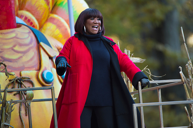 "<div class=""meta image-caption""><div class=""origin-logo origin-image ap""><span>AP</span></div><span class=""caption-text"">Singer Patti LaBelle appears at the 91st Macy's Thanksgiving Day Parade on Thursday, Nov. 23, 2017, in New York. (Photo by Scott Roth/Invision/AP)</span></div>"
