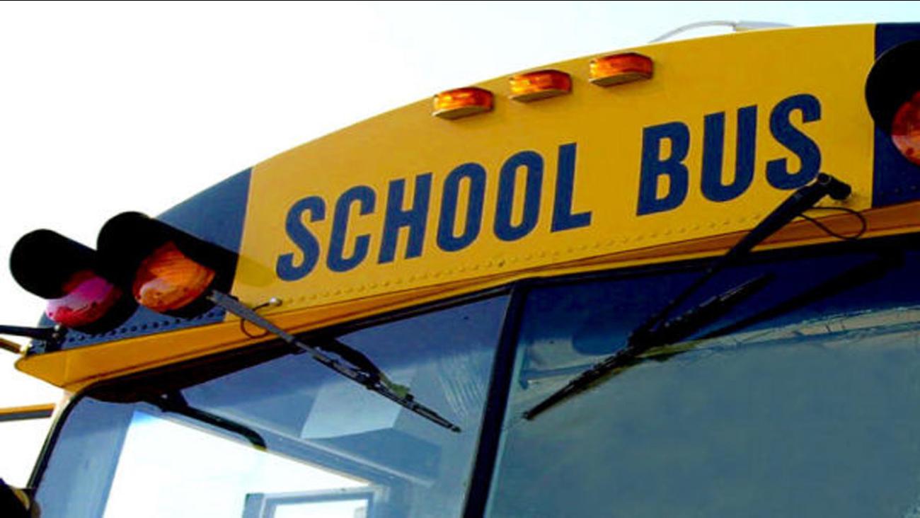 school bus windshield generic