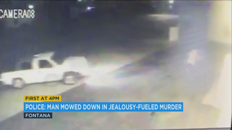 Video shows moments before Fontana jealousy-fueled murder