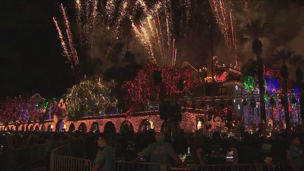 mission inns festival of lights returns to riverside abc7com - Mission Inn Christmas